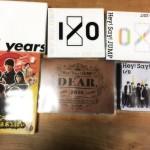 HeySayJUMP CD DVD