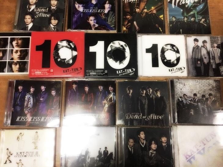 KAT-TUN CD 通常 初回