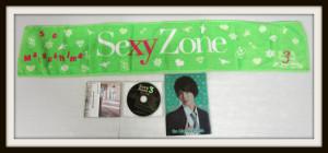 Sexy Zone 松島聡 shop盤 CD 3