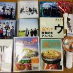 嵐、HeySayJUMPのCD、DVD