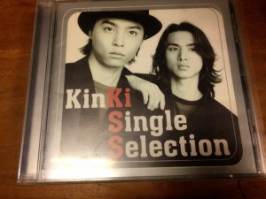 Kinki Single Sellection 1