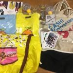 嵐の生写真、バッグ、ペンライト、パンフレット