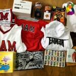 関ジャニ∞の大倉忠義プロデュースパーカー、ジャムのバッグ、ペンライトなどのグッズ