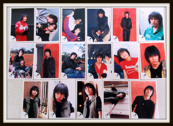 関ジャニ∞ 渋谷すばる 公式写真 生写真 Jr.時代 1