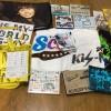 Kis-My-Ft2のタオル、DVD等のグッズと嵐の生写真