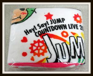 Hey!Say!JUMP ブランケット Jumping Carnival COUNTDOWN LIVE 2015-2016 3