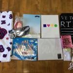 NEWSのLIVE TOUR 2012 ~美しい恋にするよ~、2015 WHITEの初回DVD、等のグッズ
