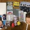 嵐のALL or NOTHING DVD、生写真、Kis-My-Ft2のキスマイベア、 キーホルダー