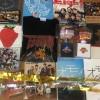 関ジャニ∞の大倉君デザインTシャツ、JAM初回盤CD、渋谷すばる君DVD、銀テープ等