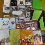 嵐 Tシャツ、パーカー等の初期グッズやARASHI AROUND ASIA等のDVD、CD