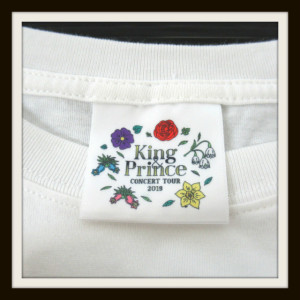King&Prince CONCERT TOUR 2019 Tシャツ