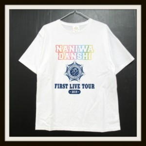 なにわ男子 First Live Tour 019 ~なにわと一緒に#アオハルしよ?~Tシャツ