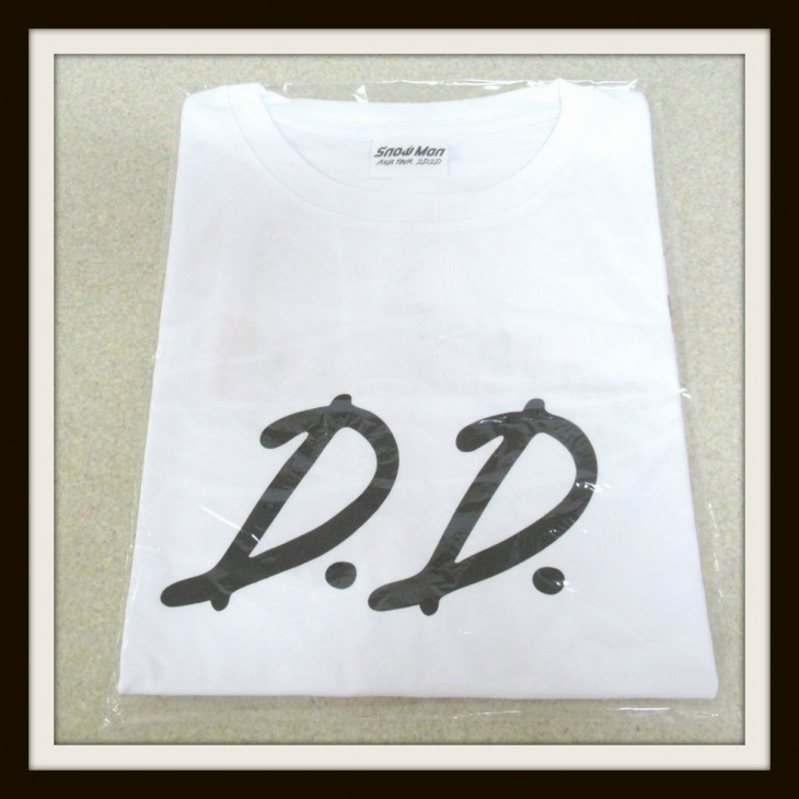 Snow Man ASIA TOUR 2D.2D. Tシャツ