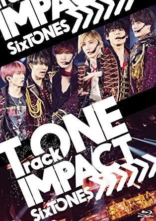 SixTONES TrackONE -IMPACT DVD