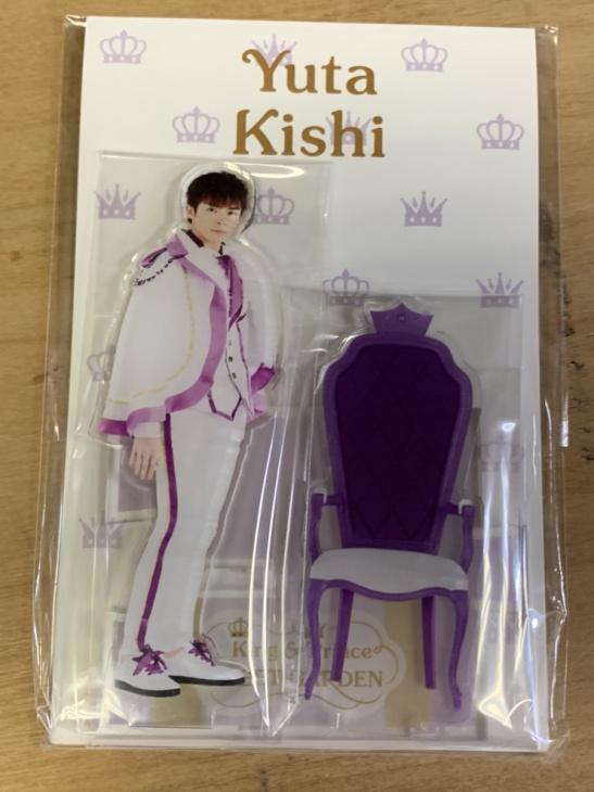 King & Prince SWEET GARDEN 岸優太 アクリルジオラマ