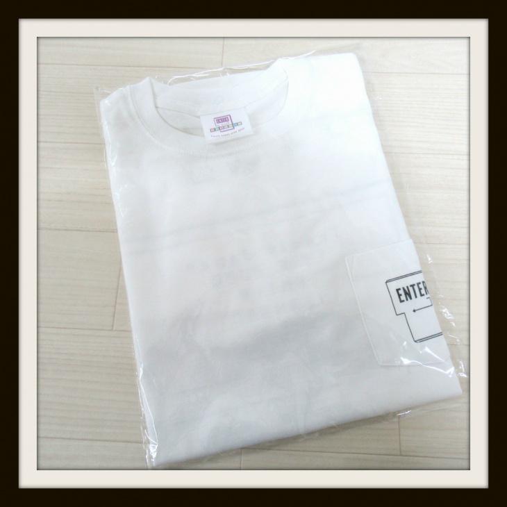Travis Japan LIVE 2020 ENTER 1234567 ロングTシャツ