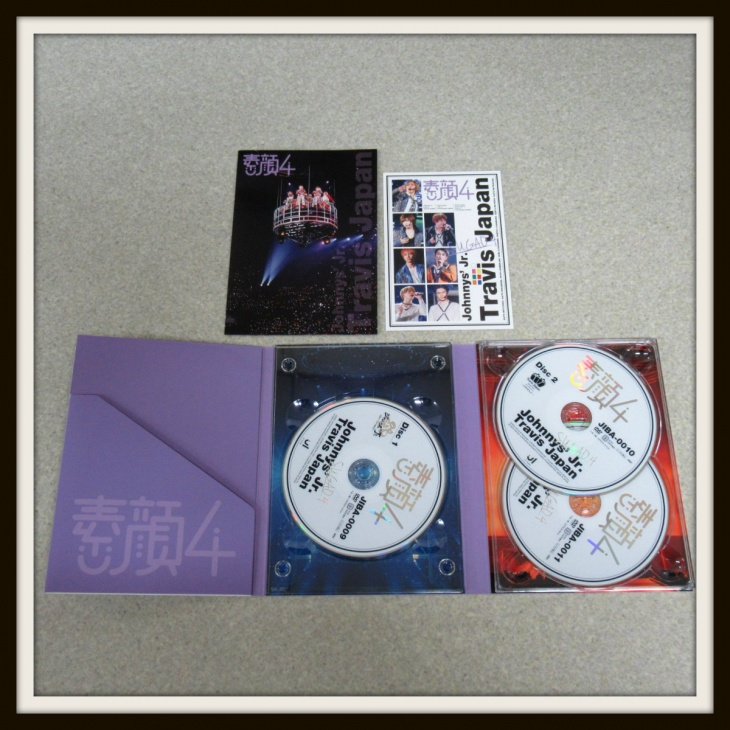 Travis Japan 素顔4 DVD3