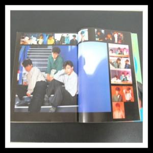 少年隊 スペシャルグラフィティ レコードデビュー記念写真集3
