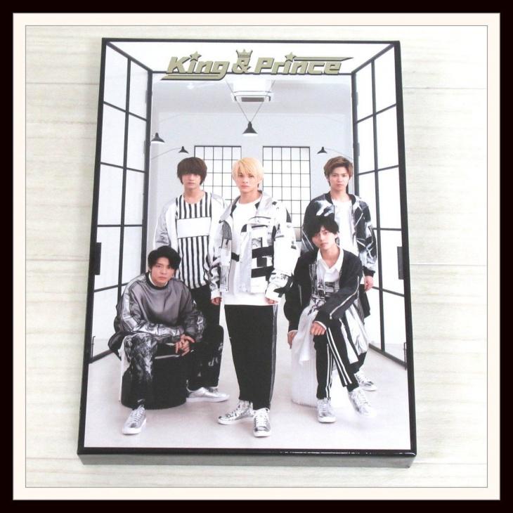 King & Prince 1stアルバム King & Prince 初回限定盤A